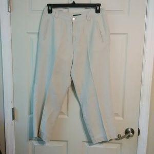 Lauren Ralph Lauren cropped Pants